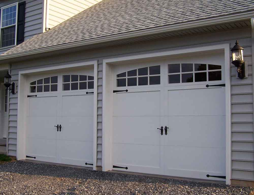 Color - Garage Door Custom Design