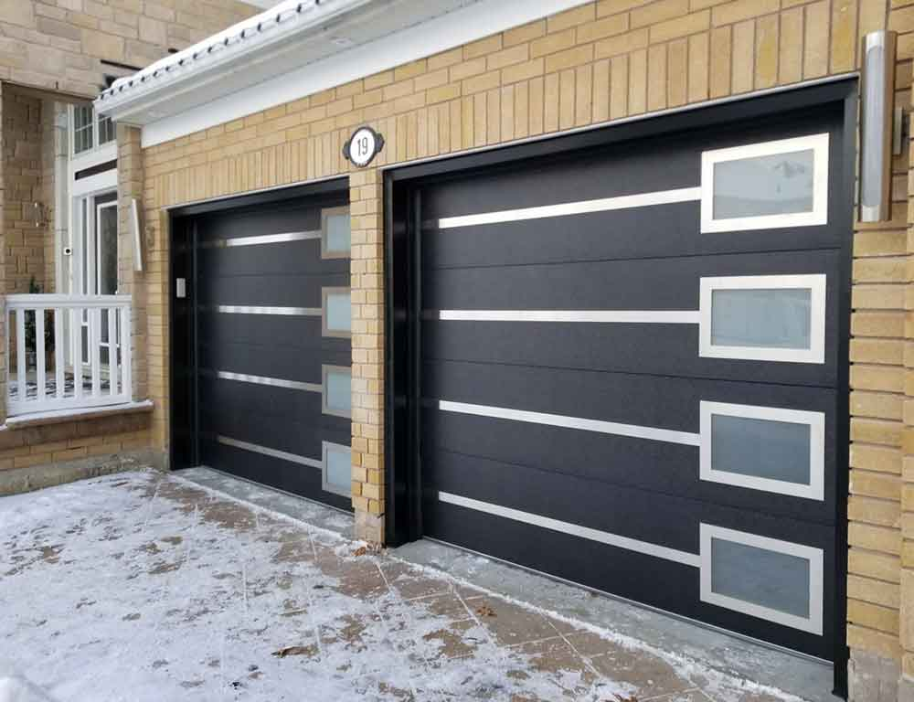 Hardware Choices - Garage Door Custom Design