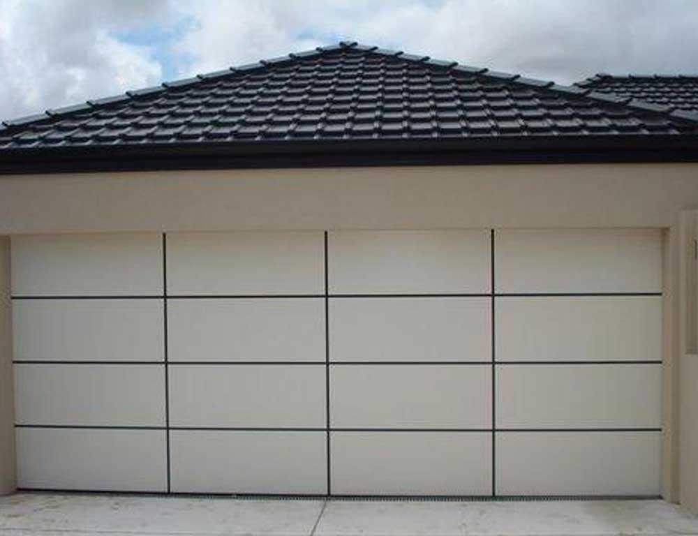 Material - Garage Door Custom Design